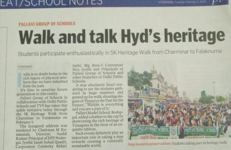 Best Schools in Hyderabad